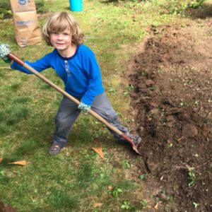Growing Young Gardeners